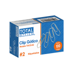 CLIP GOTICO TOTAL OFFICE